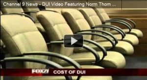 Cost of DUI