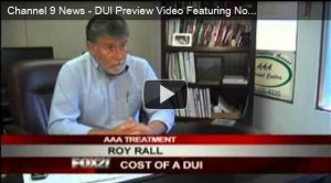 Cost of DUI Preview